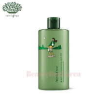 INNISFREE Green Tea Balnacing Skin EX 400ml With Eco Hankie 1ea [2018 Eco Hankie Limited]